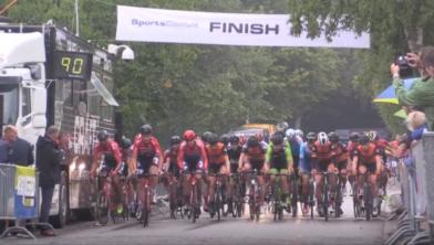 Start Ronde van Winsum 2018