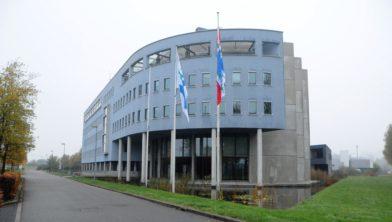 Hoofdkantoor Waterschap Noorderzijlvest te Groningen