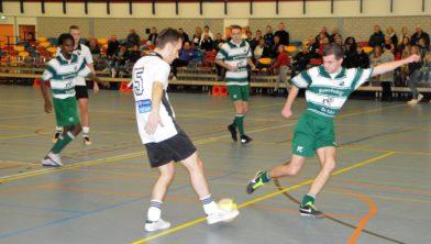 Eerste halve finale B-teams: Usquert-ZEC