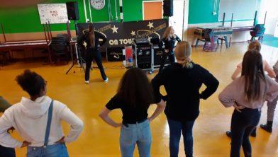 Dance Workshop bij Terra Winsum