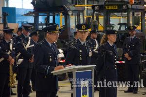 Commando overdracht LCW