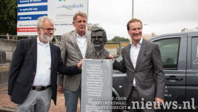 Hans Hermes, Wim Jagers en Hans de Waal
