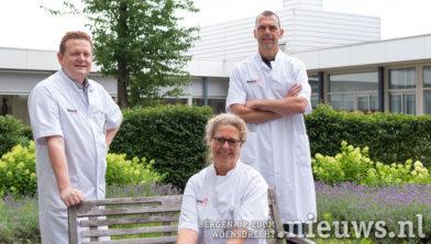vlnr revalidatieartsen Martijn Pas, Marinca de Beer en Roland Brandwijk