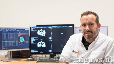 Radioloog Elmer Naaktgeboren