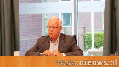 Wethouder Henk Kielman