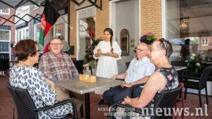 Afghaans restaurant aan het Ouwe Raedthuysplein in Hoogerheide