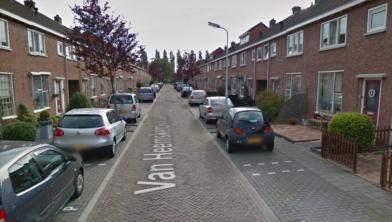 De Van Heemskerckstraat in Wormerveer.