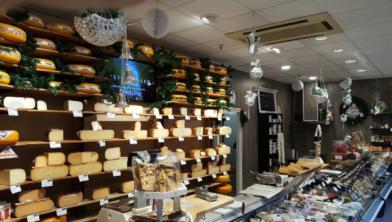 het interieur van de winkel in amstelveen