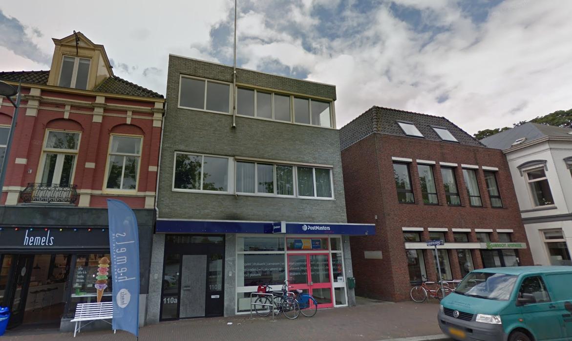 Plan voor veertien appartementen aan de Zaanweg in ...