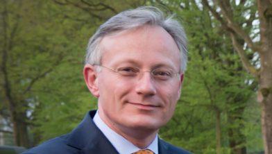 Arjen Gerritsen blijft nog even bezig in Zaanstad.