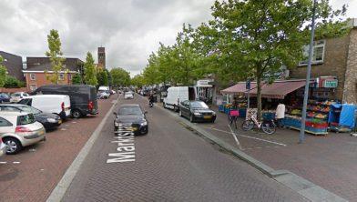De Marktstraat: retailers vragen om uitbreiding van de blauwe zone.