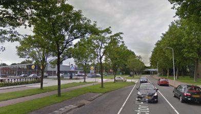 Een oversteekplaats naar  Aldi en Lidl is een grote wens  in de wijk.
