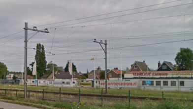 Vele jaren lang een vertrouwd beeld in Assendelft: Venrooy.