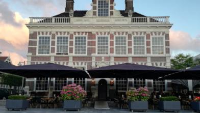 De winnaar: boutiquehotel en grand café 't Gerecht in Heerenveen.