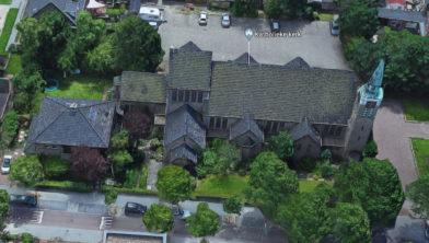 De Heilige Martelaren van Gorcumkerk werd in 1931-1932 gebouwd.