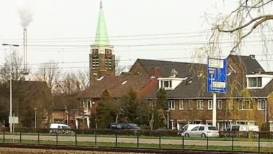 Onder andere de RK-kerk Heilige Martelaren van Gorcum in Koog aan de Zaan wacht sluiting.