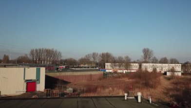 Still uit de video van Mavic Pilot Zaandam NL.