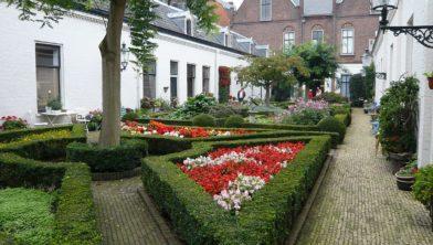 Terug naar de beproefd concept: hier In Den Groenen Tuin in Haarlem.