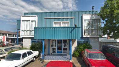 De woning van Thimo Scheffers die ontruimd en ontmanteld zou moeten worden.