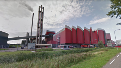 Een deel van het complex van HVC in Alkmaar.