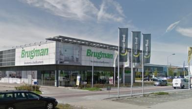 De Zaandamse vestiging van Brugman Keukens.