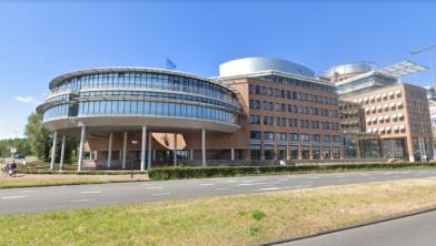 Het hoofdkantoor in Zaandam.