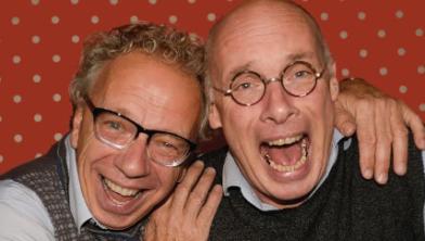 Jan Elbertse en Bruun Kuijt.