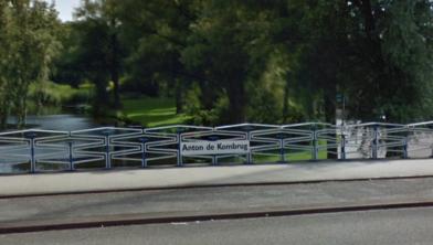Straten zijn er vooralsnog niet te vernoemen, maar een brug of een tunnel kan ook.