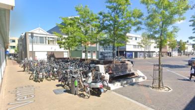 Er moet een andere plek worden gezocht voor de fietsenstallingen.