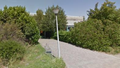 Verscholen in het groen ligt restaurant/partycentrum Ornina aan het Kuilpad