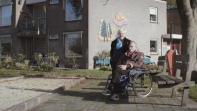 Still uit de video van Zaanstad.