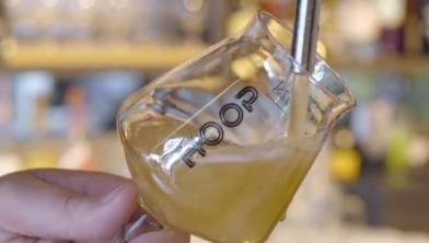 Still uit de video van brouwerij Hoop.