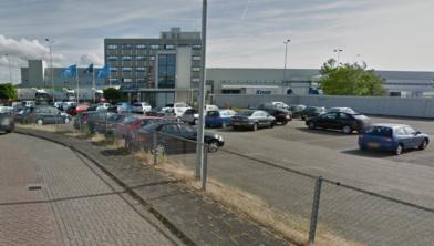 Het AH-distributiecentrum in Zaandam.