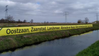 De buurgemeenten zijn niet blij met de Amsterdamse voornemens.