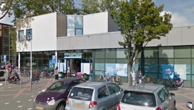 Het filiaal van Albert Heijn in Krommenie.