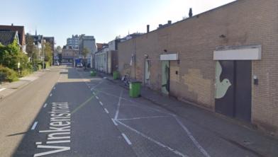 Het zou de kans bieden om de Vinkenstraat een fraaier aanzien te geven.