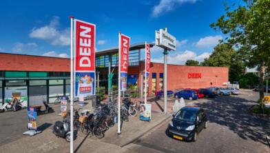 De winkel in Koog aan de Zaan.
