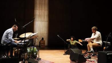 Het Meral Polal Trio.
