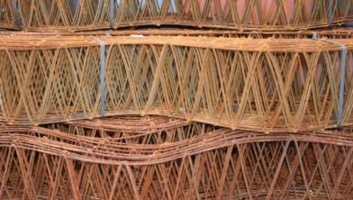 Een voorbeeld van bouwen met biobased materiaal.