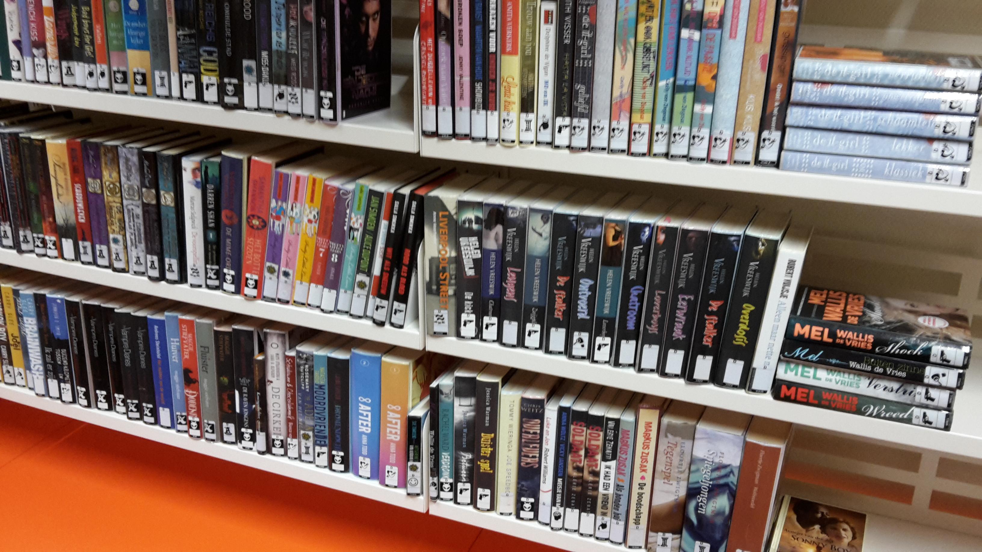 Van 2d naar 3d in bibliotheek zandvoort zandvoort - Tot zijn bibliotheek ...