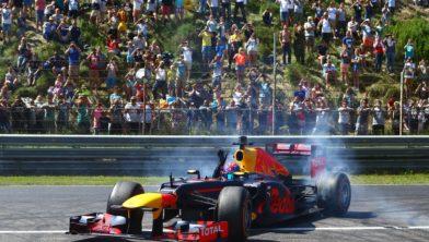 Familie Racedag driven by Max Verstappen