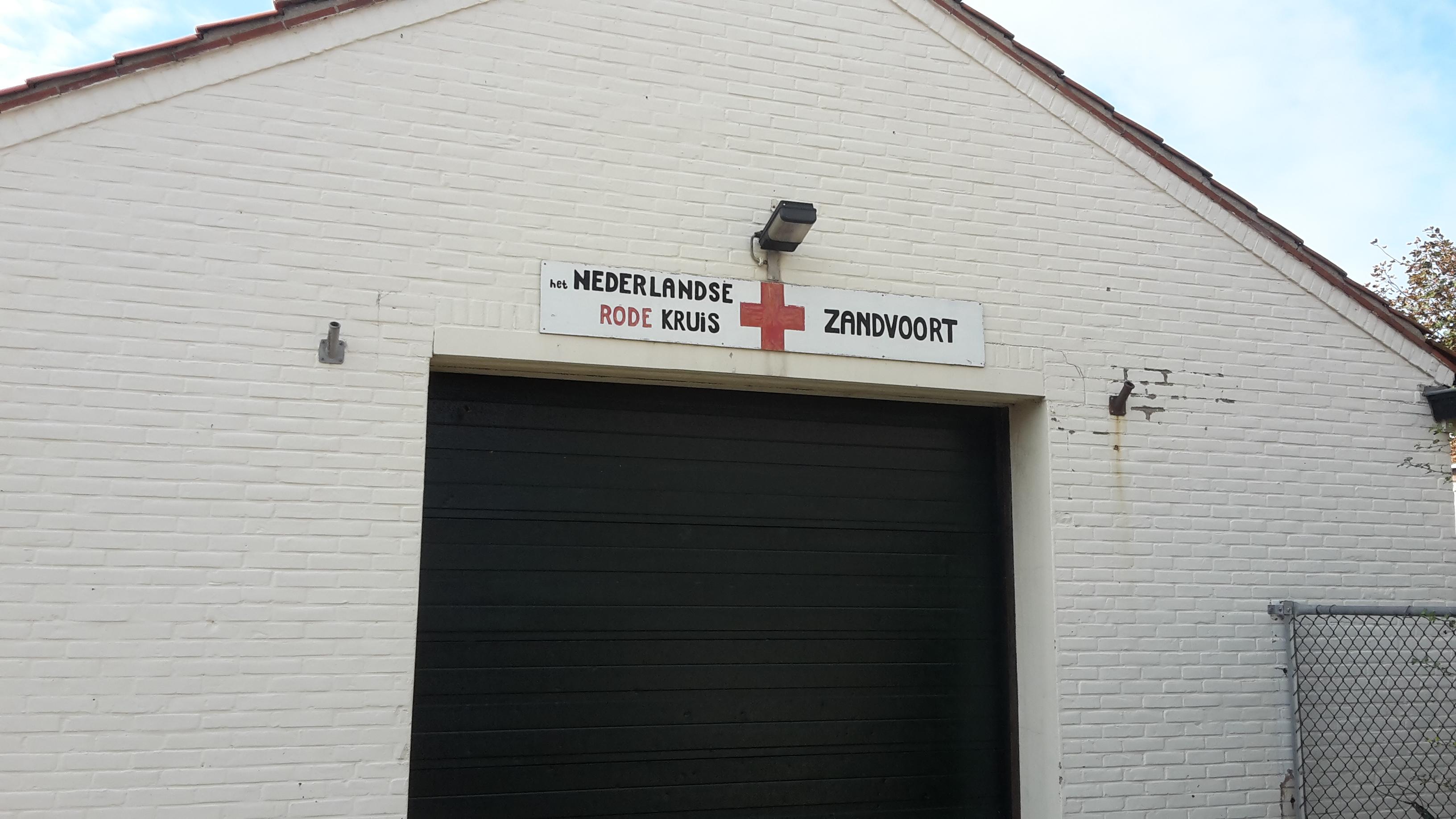 Rode Kruis Zandvoort Geeft Weer Ehbo Opleiding Zandvoort