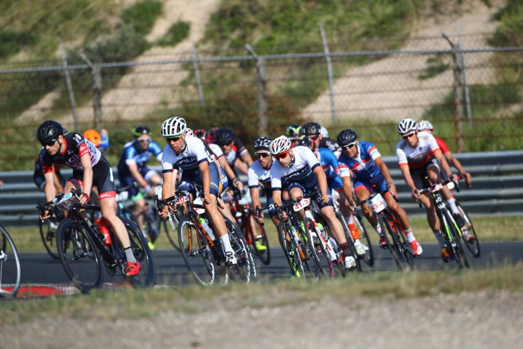 Zesde Editie Van Cycling Zandvoort Komend Weekend Op