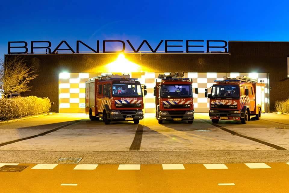 Brandweer zonder water - Zoetermeer