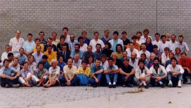 Personeel Alfrink College (1988)