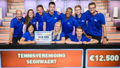 T.V. Seghwaert uit Zoetermeer wint 12.500 euro in televisieprogramma Echt Waar?!