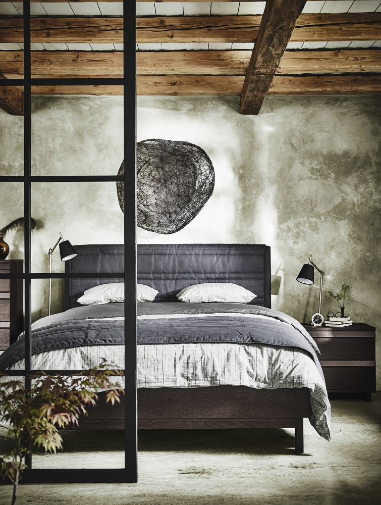 Ikea slaapkamer nieuws wonen for Deco slaapkamer