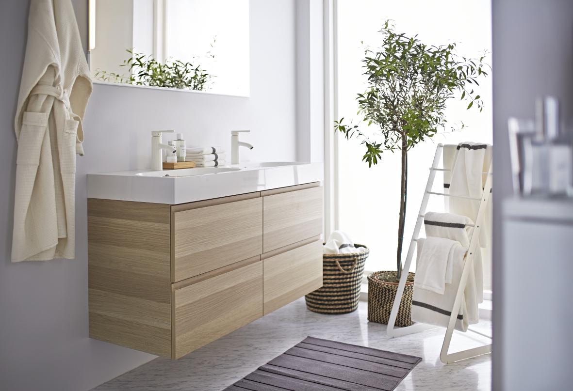 Badkamerinspiratie 5 trends voor de badkamer wonen - Badkamer jaar ...