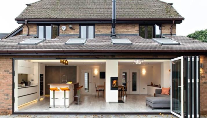 Keuken Uitbouw Design : Wooninspiratie keuken in aanbouw wonen