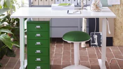 Ikea maakt de werkplek gezonder wonen